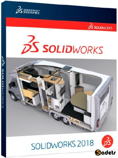 SolidWorks Premium Edition 2018 SP0.0