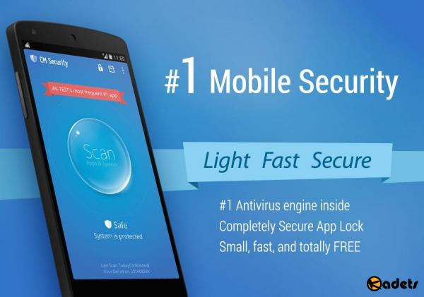 Security Master - Antivirus, VPN, AppLock, Booster 4.2.4 VIP [Android]