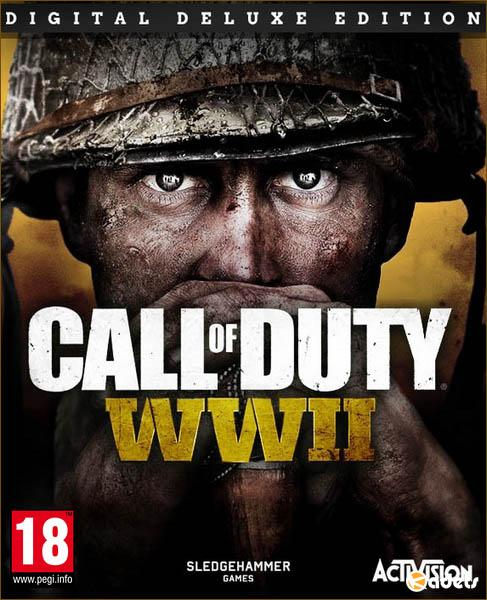 Call of Duty: World War 2 / Call of Duty: WWII (2017/RUS/ENG/RePack by MAXAGENT)