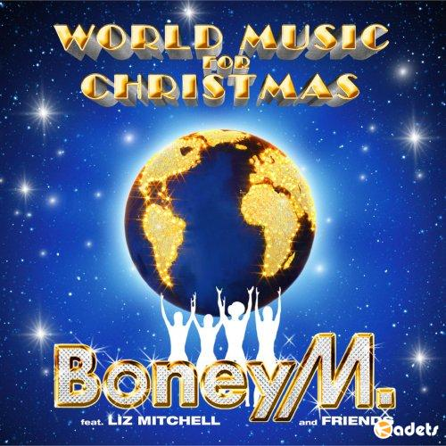 Boney M. - World Music For Christmas (2017) Mp3