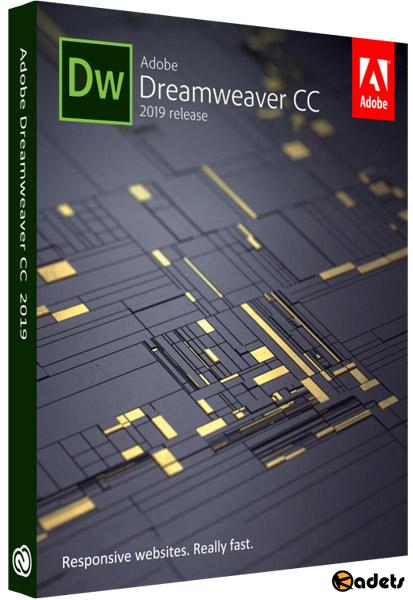 Adobe Dreamweaver CC 2019 19.0.0.11193 Portable