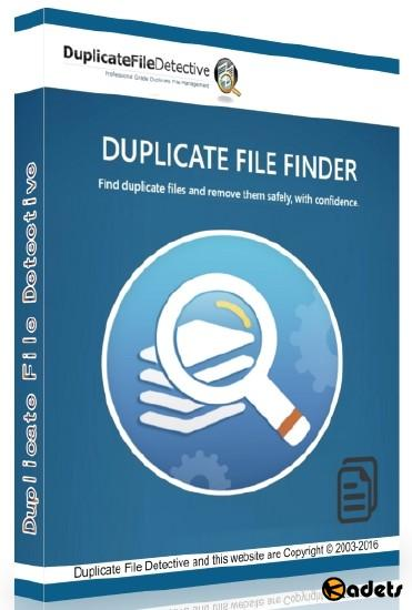 Duplicate File Detective 6.2.58.0 Professional Edition