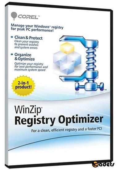 WinZip Registry Optimizer 4.19.3.4 Final