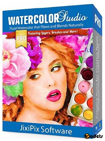 Jixipix Watercolor Studio 1.4.7