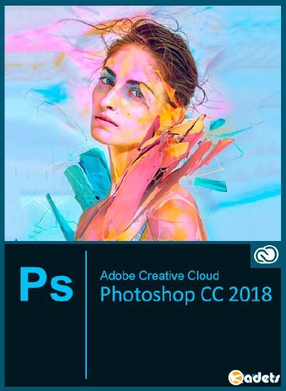 Adobe Photoshop CC 2018 v.19.0.1 Update 1 by m0nkrus