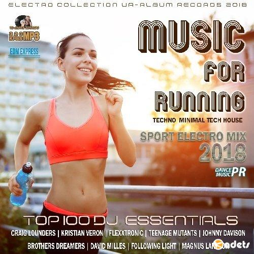 Music For Running: Sport Electro Mix (2018) Mp3