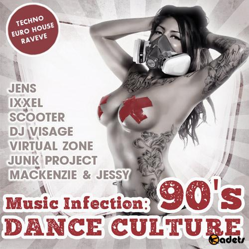 Music Infection: Dance Culture 90's (2018) Mp3