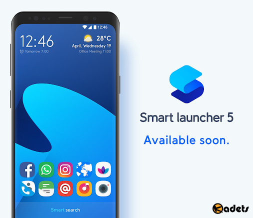 Smart Launcher Pro 5 build 009 + Темы (Android)