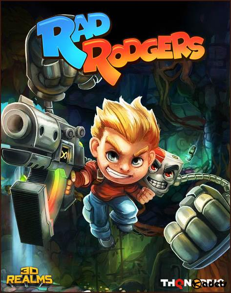 Rad Rodgers (2018/RUS/ENG/Multi/RePack by R.G. Catalyst)