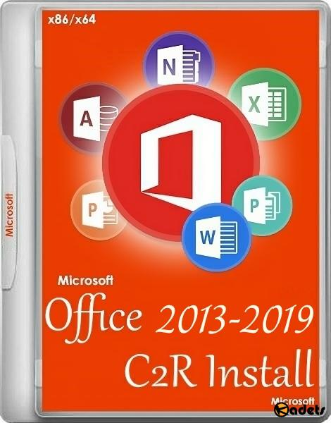 Office 2013-2019 C2R Install / Lite 6.8 Portable