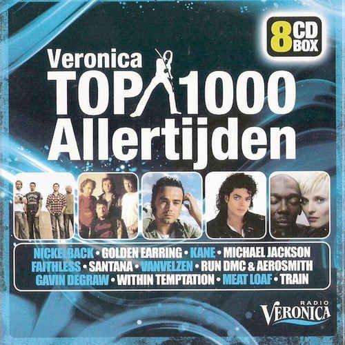 Veronica Top 1000 Allertijden (8CD Box Set) (2011) FLAC