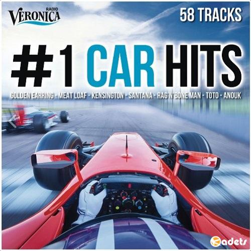 Veronica #1 Car Hits 3CD (2018)