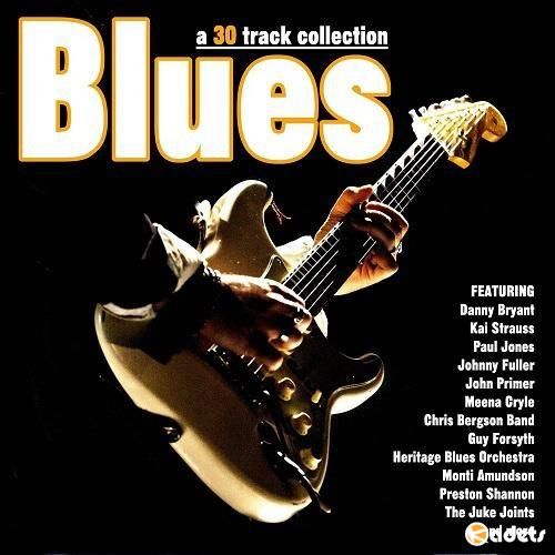 Blues - A 30 Track Collection (2CD) (2017) Mp3