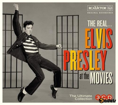 Elvis Presley - The Real... Elvis Presley At The Movies (3CD) (2018) FLAC