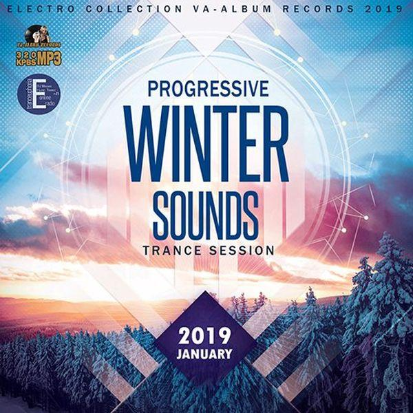 Progressive Winter Sounds: Trance Session (2019) Mp3